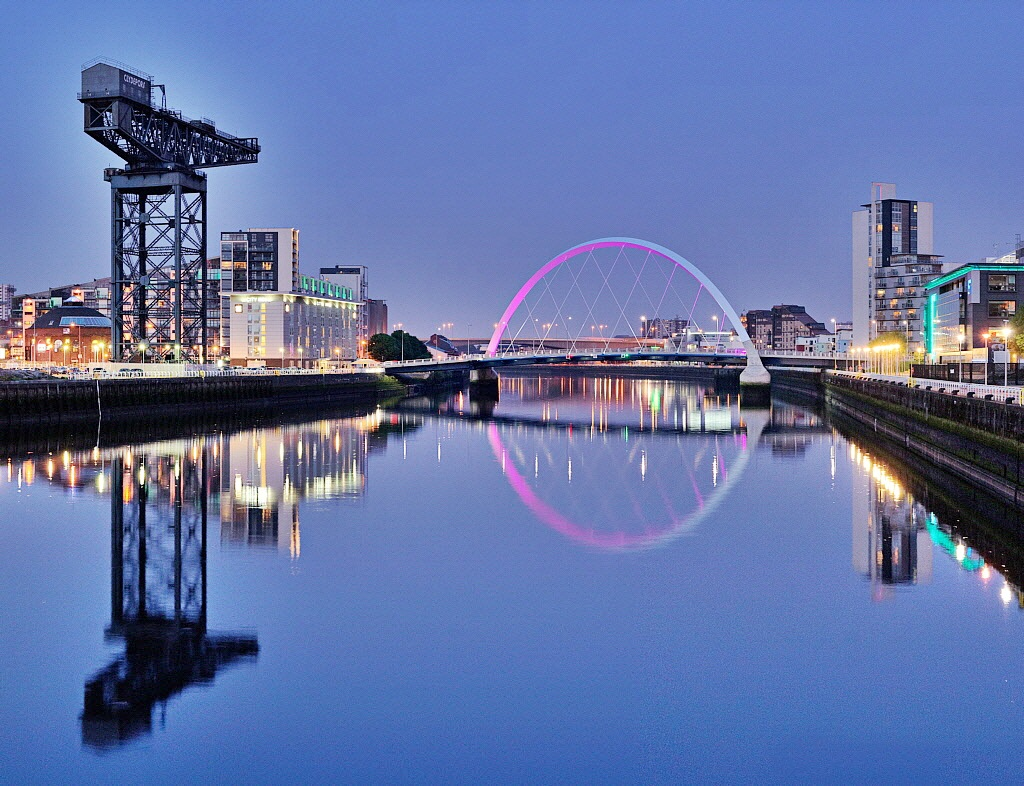 6. Glasgow Clyde